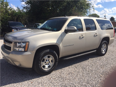 2007 Chevrolet Suburban for sale in Vienna, WV