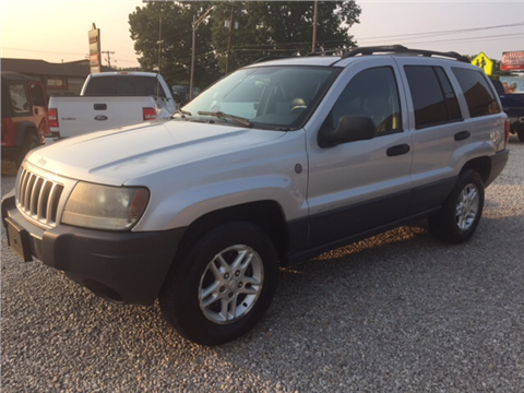 2004 Jeep Grand Cherokee for sale in Vienna, WV