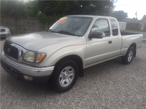 2003 Toyota Tacoma for sale in Vienna, WV