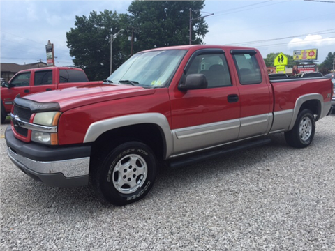 2004 Chevrolet Silverado 1500 for sale in Vienna, WV
