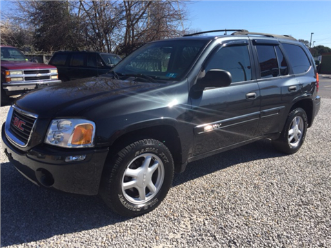 2004 GMC Envoy for sale in Vienna, WV