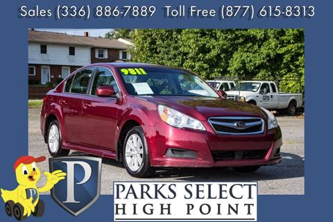 2012 Subaru Legacy for sale in High Point, NC