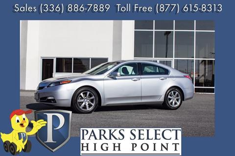 2012 Acura TL for sale in High Point, NC