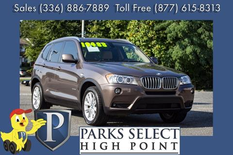 2013 BMW X3 for sale in High Point, NC