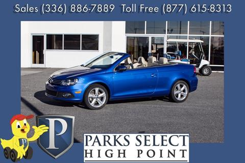 2012 Volkswagen Eos for sale in High Point, NC
