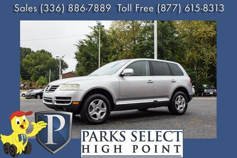 2005 Volkswagen Touareg for sale in High Point, NC