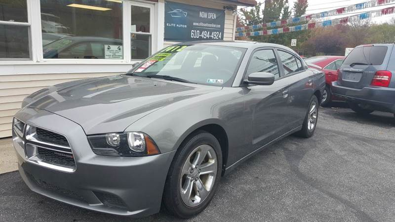 2012 Dodge Charger for sale in Pennsylvania Carsforsale