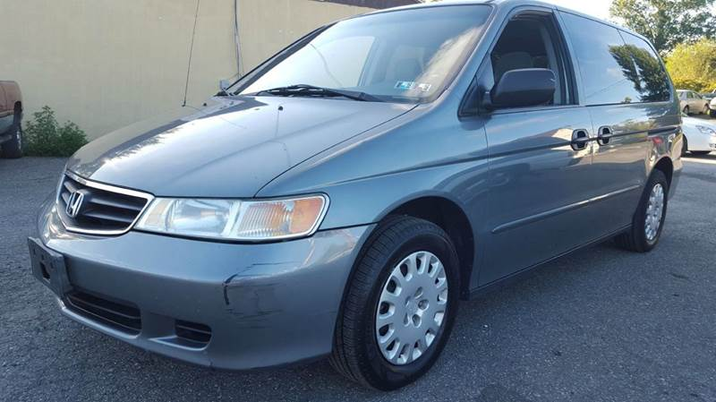 Honda Odyssey For Sale Nj Of 2002 Honda Odyssey For Sale In Aston Pa