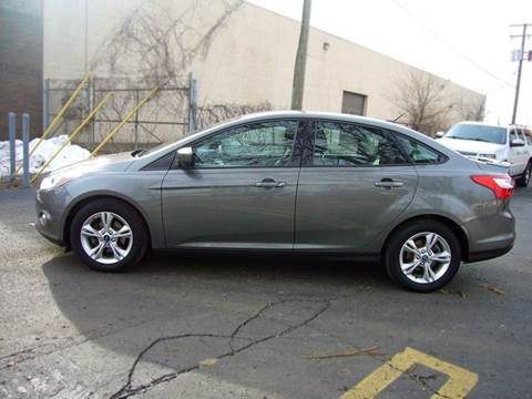 2012 Ford Focus for sale in Livonia, MI