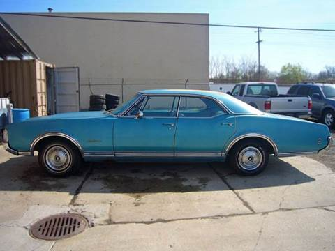 1968 Oldsmobile Delta Eighty-Eight for sale in Livonia, MI