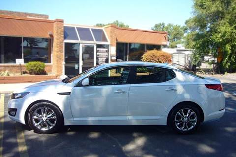 2013 Kia Optima for sale in Livonia, MI