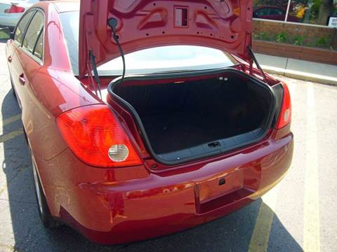 2008 Pontiac G6 for sale in Livonia, MI