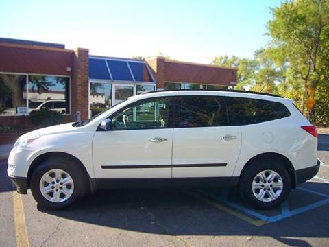 2012 Chevrolet Traverse for sale in Livonia, MI