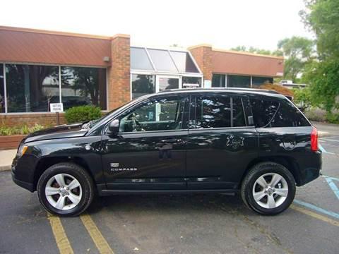 2011 Jeep Compass for sale in Livonia, MI