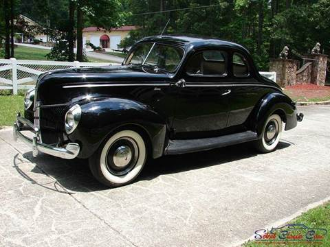 Classic cars for sale hiram ga for 1950 ford floor pans