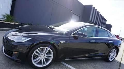 2015 Tesla Model S for sale in Burlingame, CA