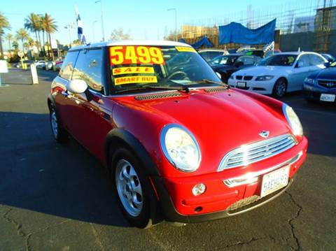 2002 mini cooper for sale in roseville ca. Black Bedroom Furniture Sets. Home Design Ideas