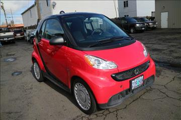 2015 Smart fortwo for sale in Portland, OR