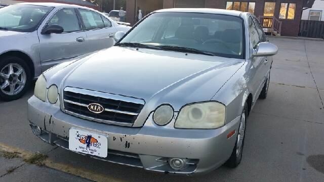 2005 Kia Optima