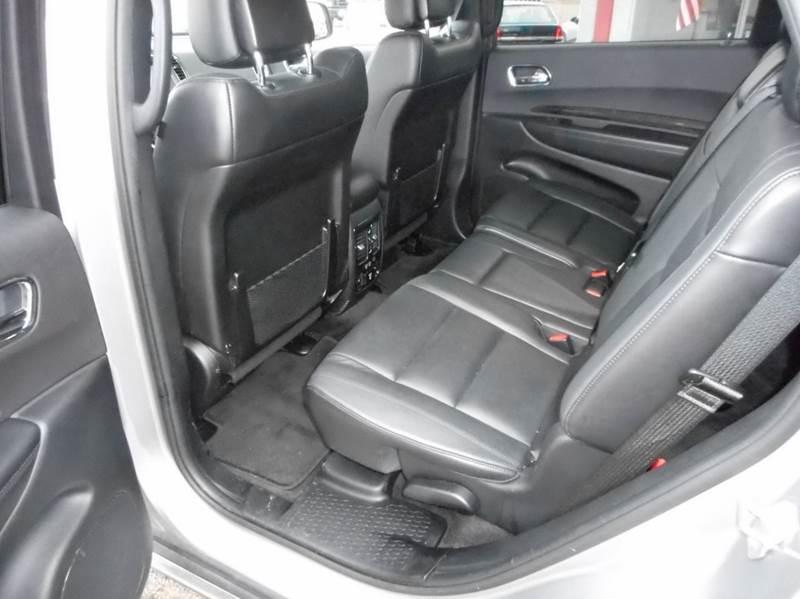 2016 Dodge Durango Limited AWD 4dr SUV - Lancaster OH