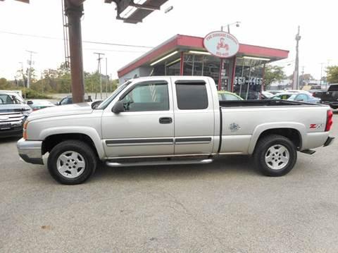 2006 Chevrolet Silverado 1500 for sale in Lancaster, OH