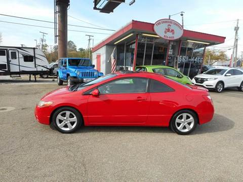 2006 Honda Civic for sale in Lancaster, OH