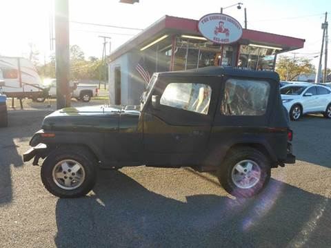 1995 Jeep Wrangler for sale in Lancaster, OH