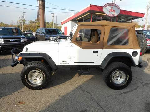 1998 Jeep Wrangler for sale in Lancaster, OH