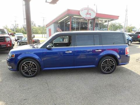 2014 Ford Flex & Ford Used Cars For Sale Lancaster The Carriage Company markmcfarlin.com