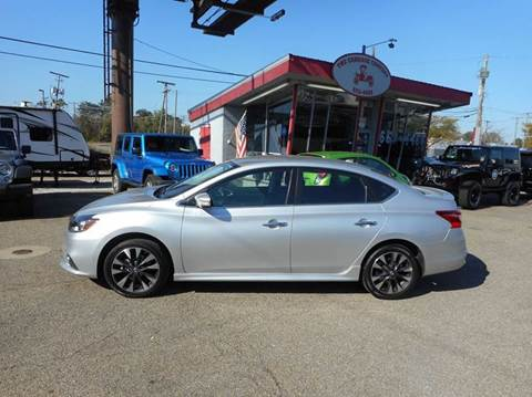 2016 Nissan Sentra for sale in Lancaster, OH