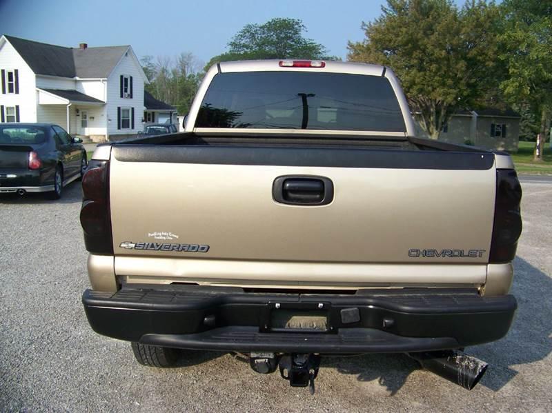 2004 Chevrolet Silverado 2500HD