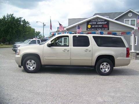 2009 chevrolet suburban for sale ohio. Black Bedroom Furniture Sets. Home Design Ideas