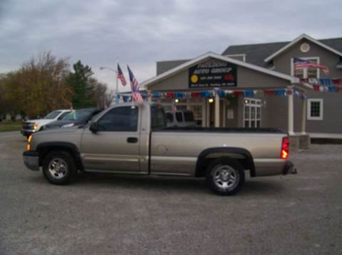 2003 Chevrolet Silverado 1500 for sale in Paulding, OH