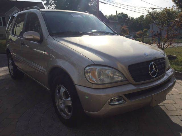 Mercedes benz m class for sale in madison heights va for 2003 mercedes benz ml350 4matic