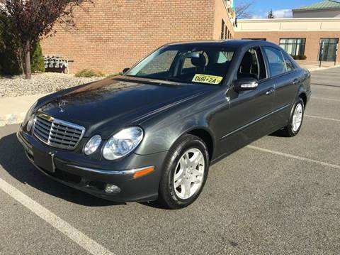 2005 Mercedes-Benz E-Class for sale in Paterson, NJ