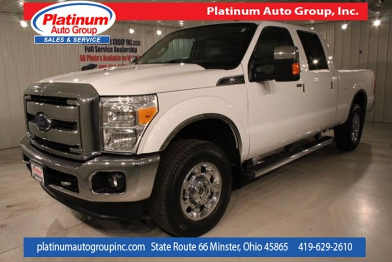 2013 ford f 250 for sale in ohio. Black Bedroom Furniture Sets. Home Design Ideas