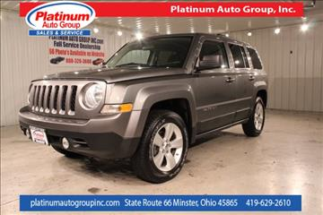 2011 Jeep Patriot for sale in Minster, OH