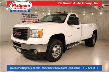 2013 Gmc Sierra 3500hd For Sale