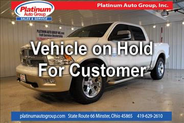 2011 RAM Ram Pickup 1500 for sale in Minster, OH