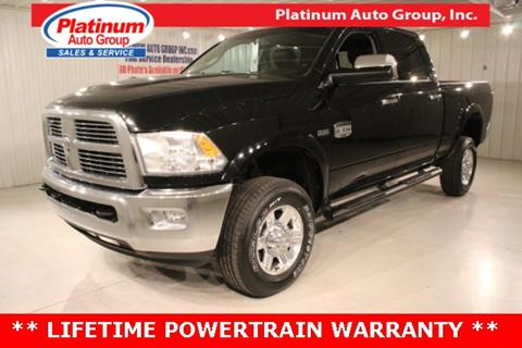 2012 RAM Ram Pickup 2500 for sale in Minster, OH