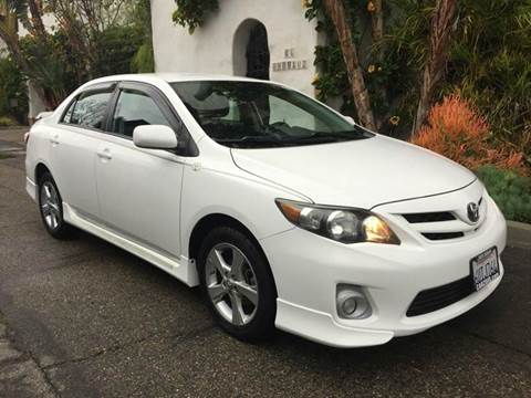 2011 Toyota Corolla for sale in Santa Barbara, CA