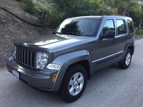 2012 Jeep Liberty for sale in Santa Barbara, CA