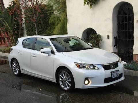 2013 Lexus CT 200h for sale in Santa Barbara, CA