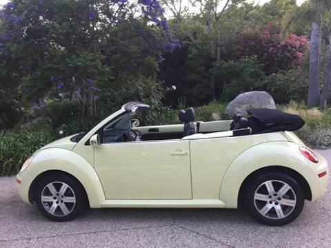 2006 Volkswagen New Beetle for sale in Santa Barbara, CA