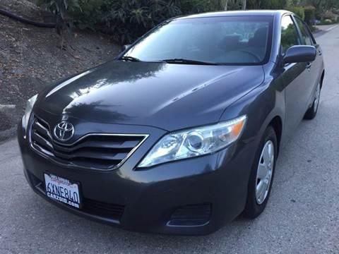 2011 Toyota Camry for sale in Santa Barbara, CA