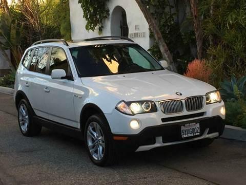 2007 BMW X3 for sale in Santa Barbara, CA