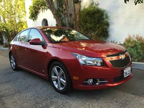 2012 Chevrolet Cruze for sale in Santa Barbara, CA