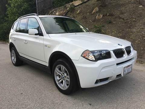 2006 BMW X3 for sale in Santa Barbara, CA
