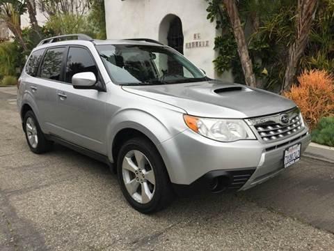 2011 Subaru Forester for sale in Santa Barbara, CA