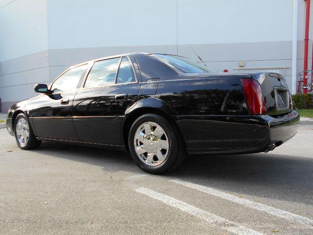 2002 Cadillac DeVille DTS Rims